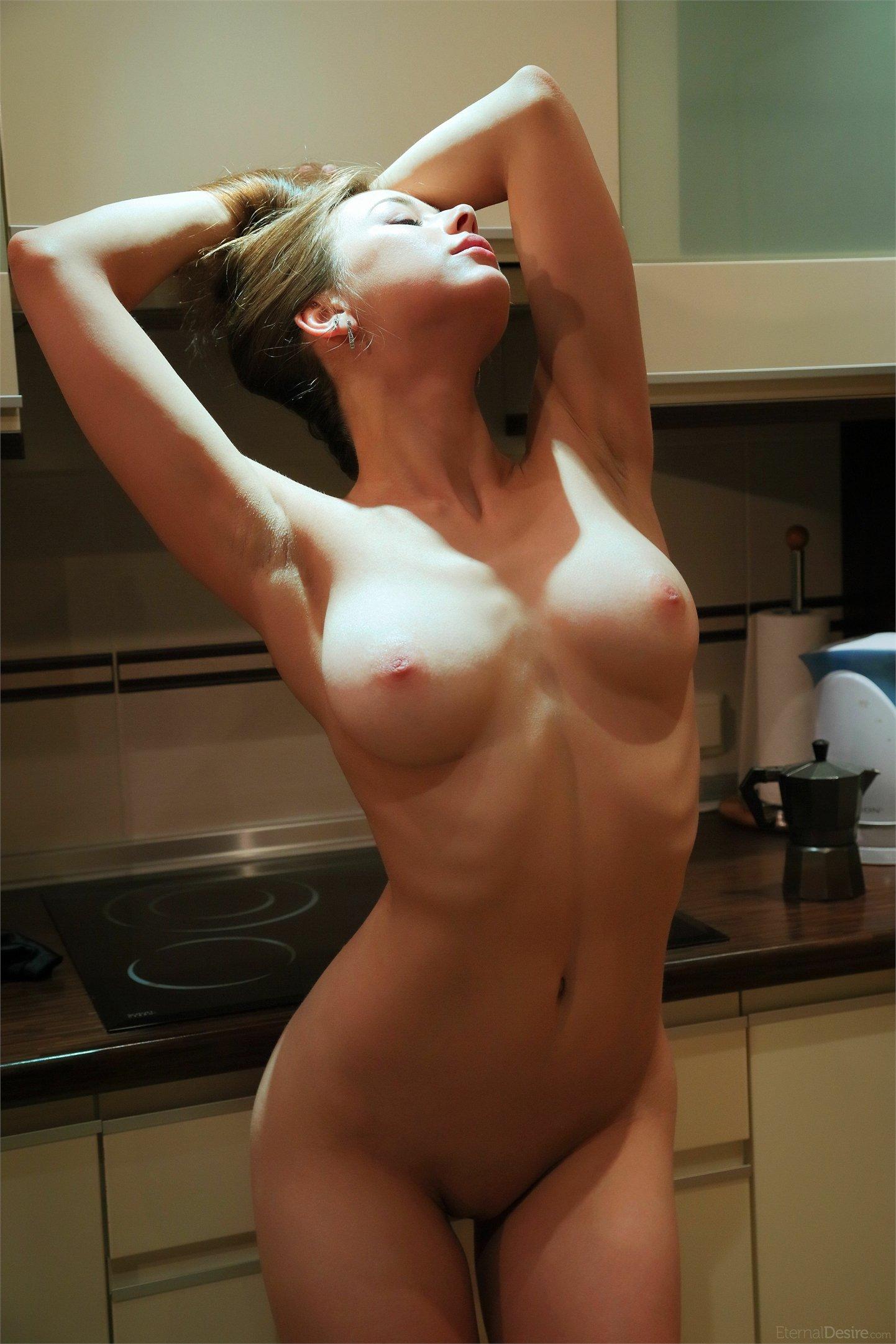Eternal desire cute girl Miren nude photo gallery pic 7