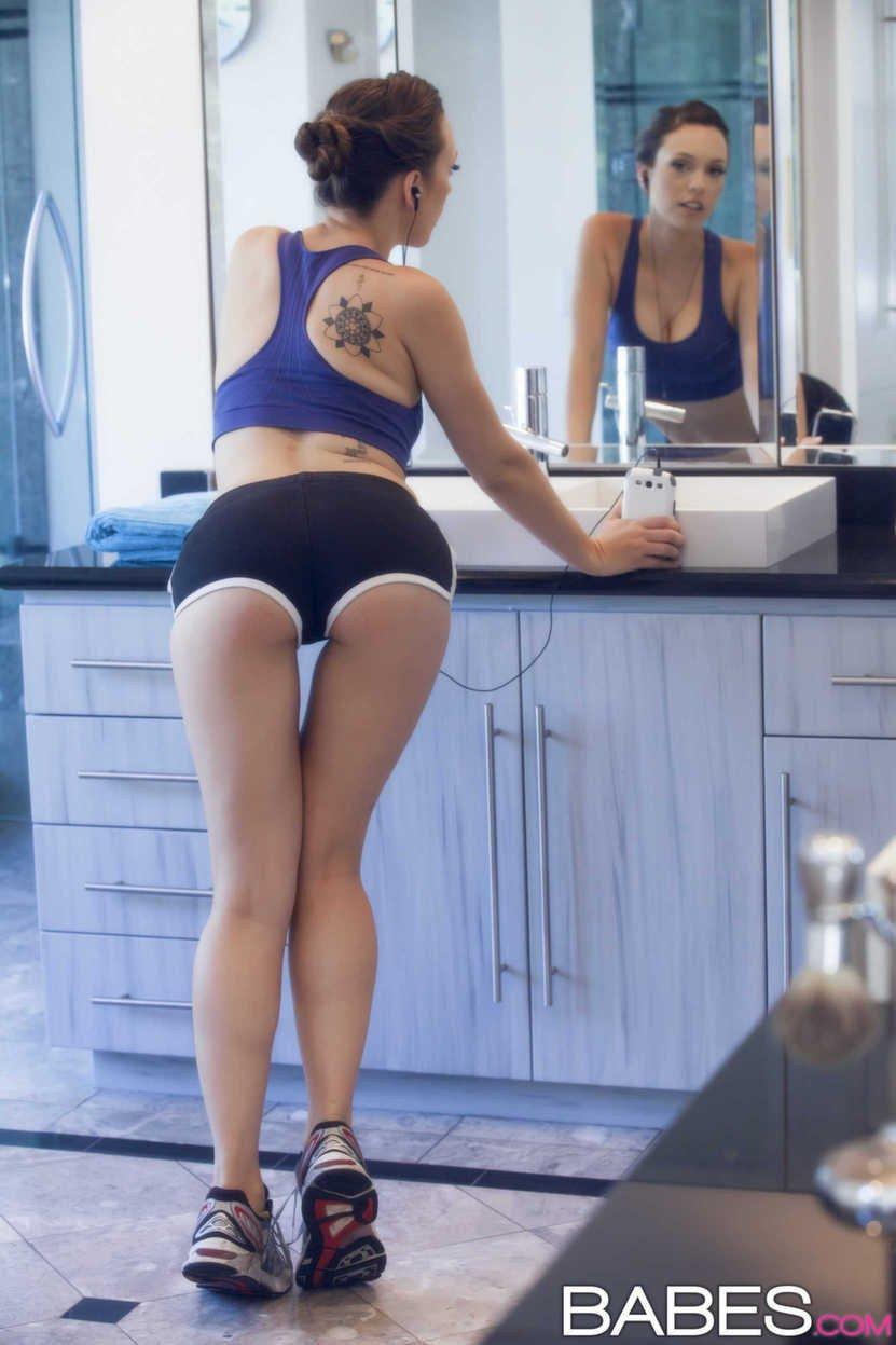models Absolute bikini
