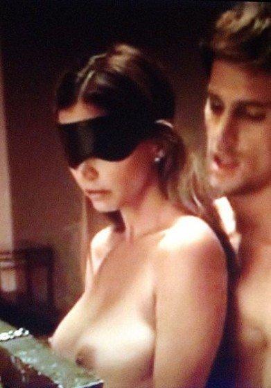 sex scene with Charisma-Carpenter and Daniel Baldwin