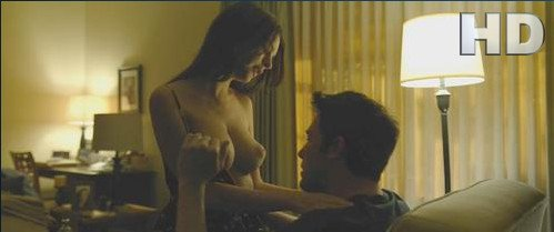 Sex scene with Emily Ratajkowski and Ben Affleck in Gone Girl (2014) film shot