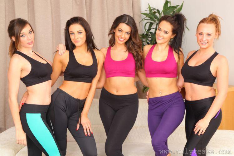 Models: Abigail B, Jo E, Rachel May, Felicity Hill & Jayne M