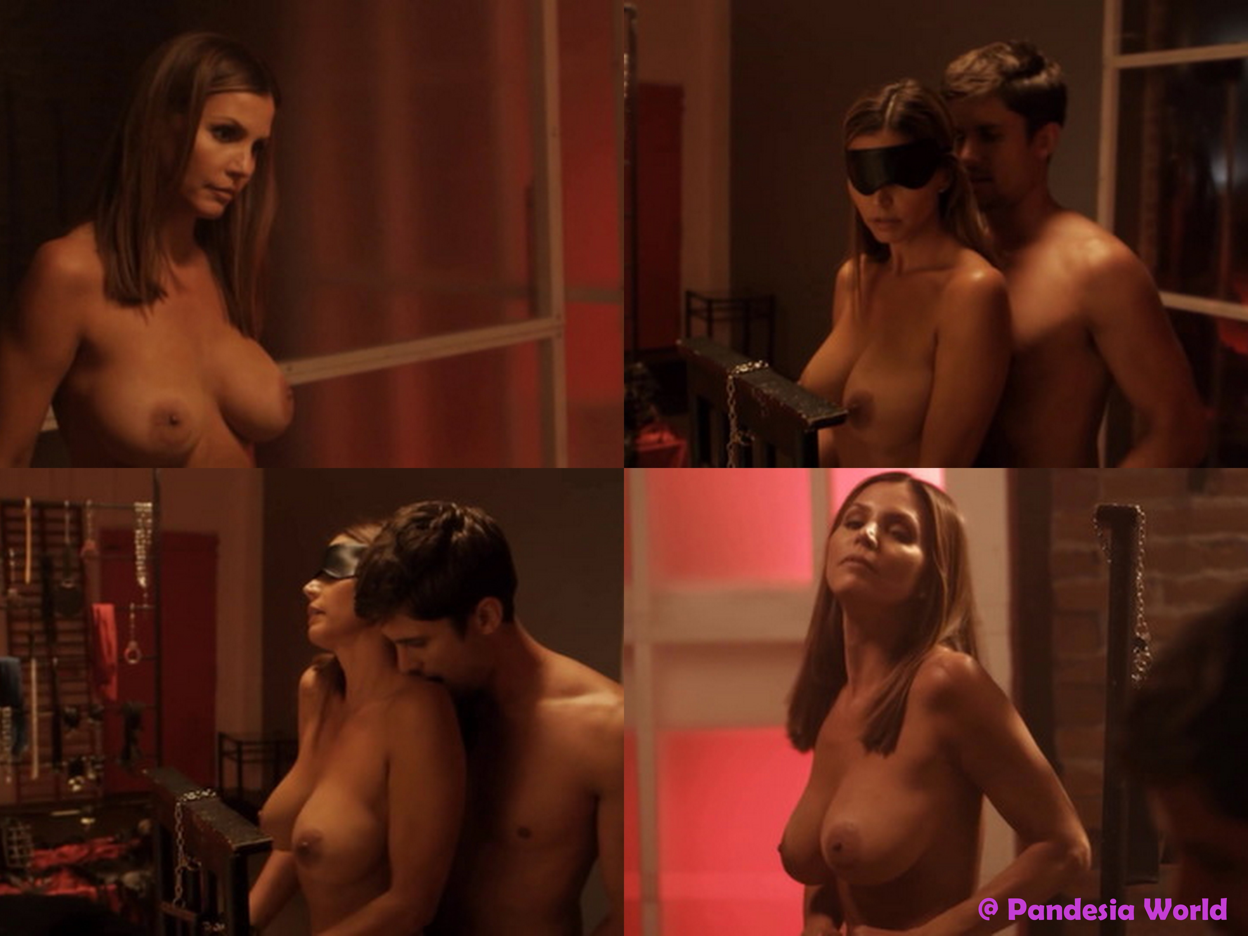 Charisma Carpenter Nude, Naked