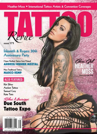 Heather Moss tattoo revue mag pic 1