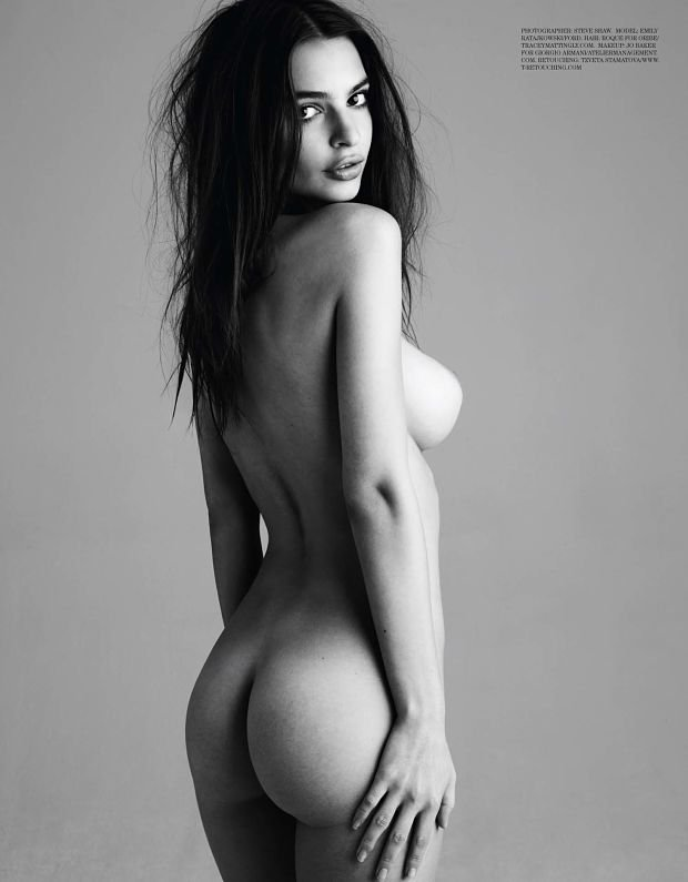Emily Ratajkowski Nude Photo shoot