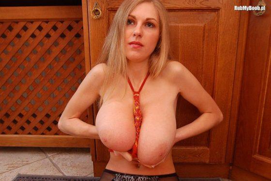 White Angel naked boobs