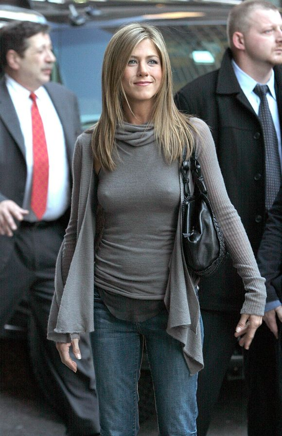 Jennifer Aniston hard pokies