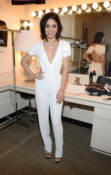 Vanessa Hudgens hot outfit