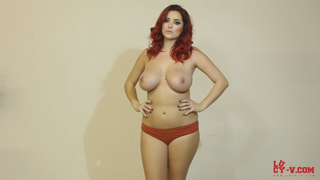 LUCY V topless CROP-TOP-VIDEO-1