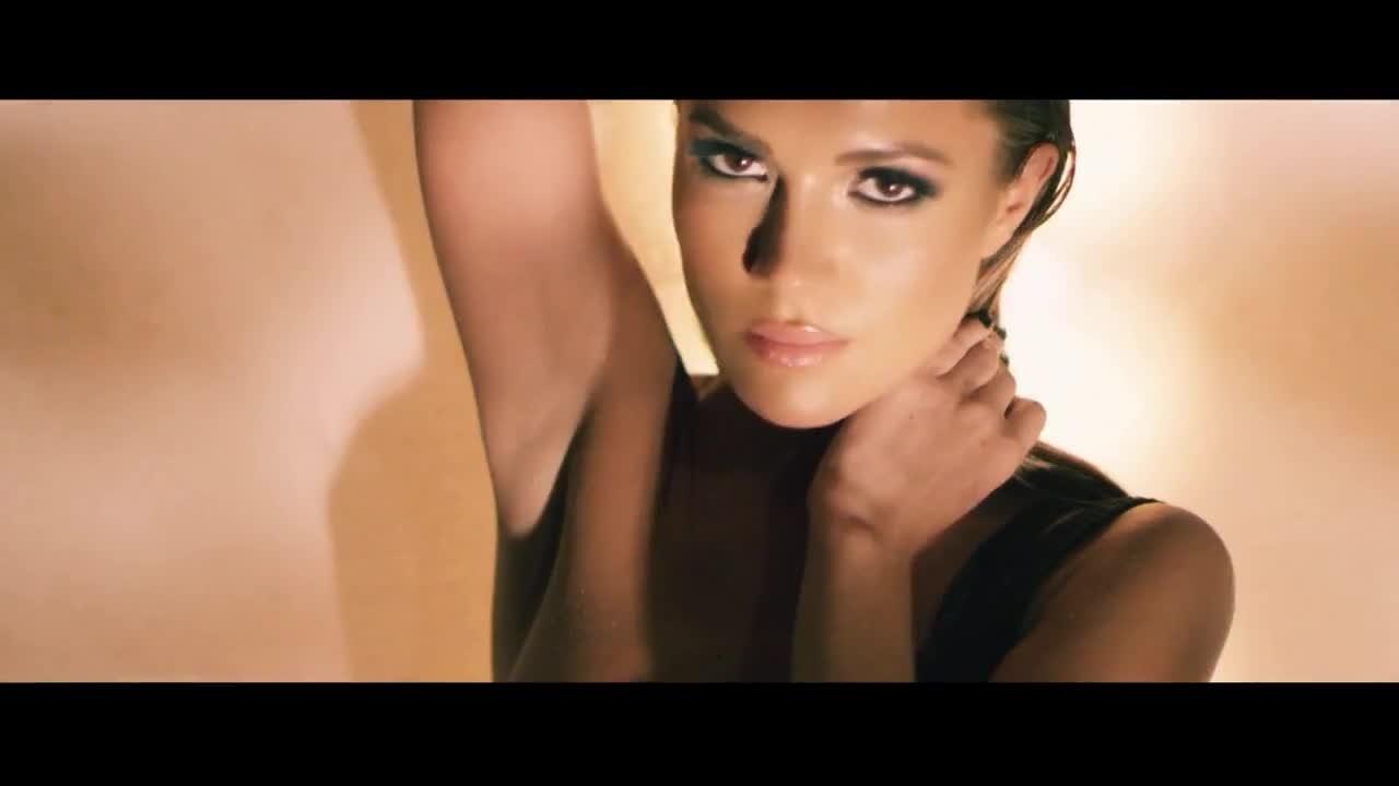 pretty singer Otilia in new video clip Aventura