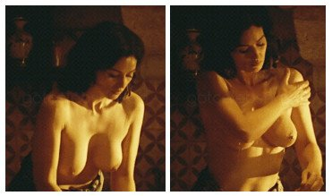 Monica Bellucci naked tits – GIFs