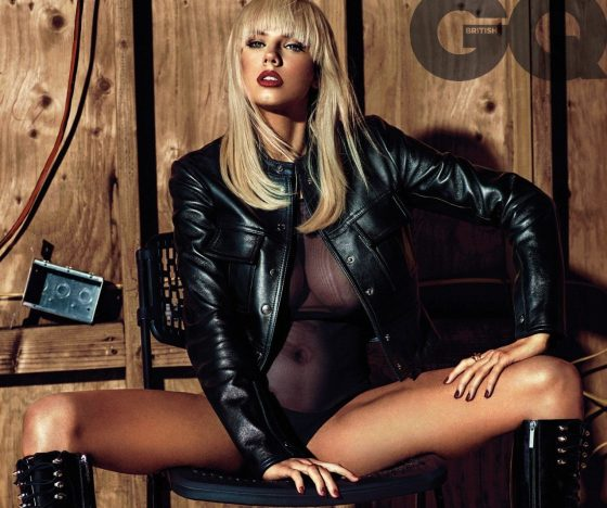 GQ decided: Charlotte McKinney is America's new bombshell! We're agree…