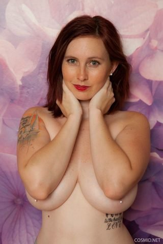 Mary-Helen topless