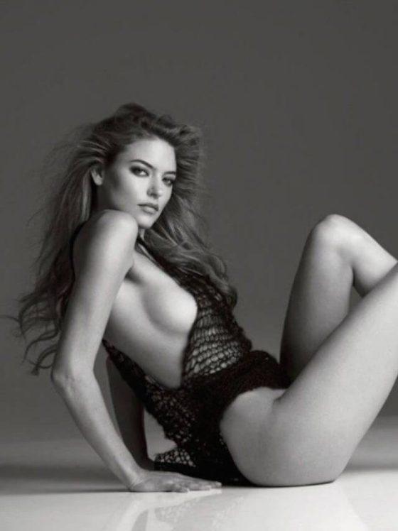 #sexy Martha Hunt – Gilles Bensimon PS for Maxim December 2017