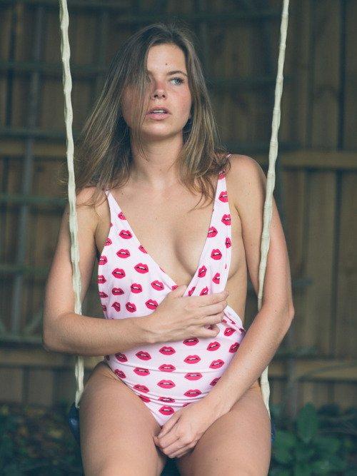 Oliwia hot fashion model