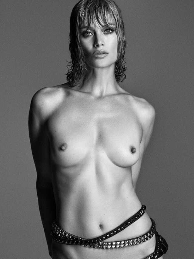 Carolyn-Murphy topless