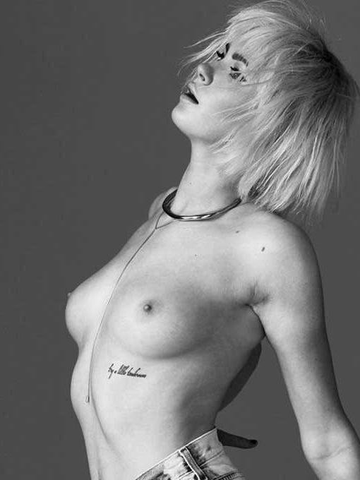 Ireland Baldwin tits naked
