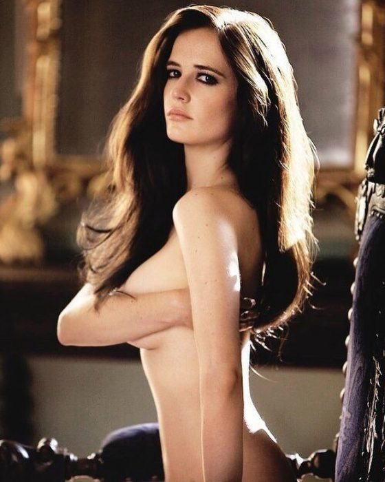 Eva Green topless French actress