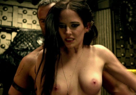 Eva Green nude sex scene