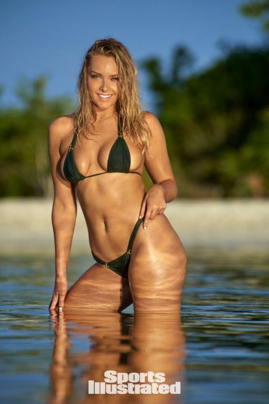 Camille Kostek hot bikini model sexy body
