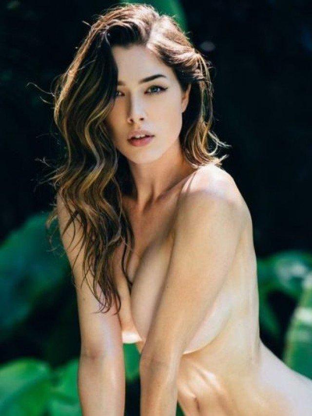 Lauren Summer hot model nude