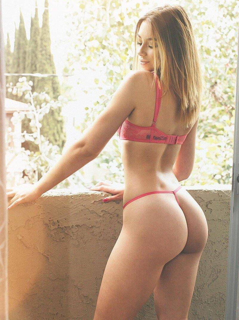 ass thong hot girl