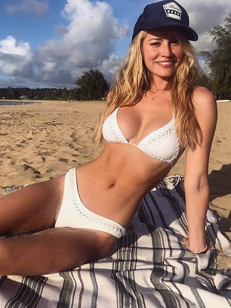 Bryanna Holly fit bikini girl