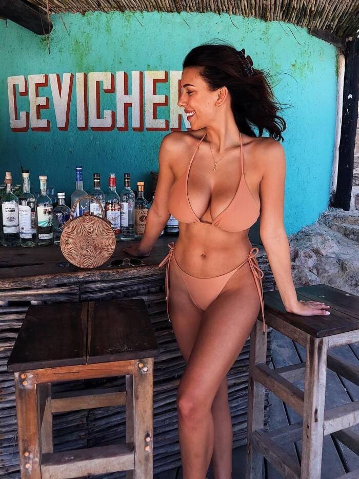 Devin Brugman bikini hot babe
