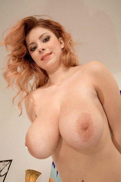 Katarina-Dubrova topless