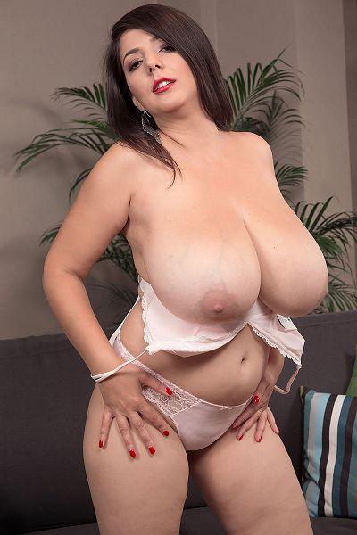 Lara-Jones topless