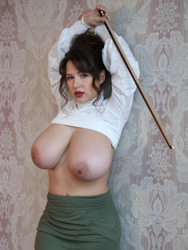 Stacy Vandenberg boobs naked