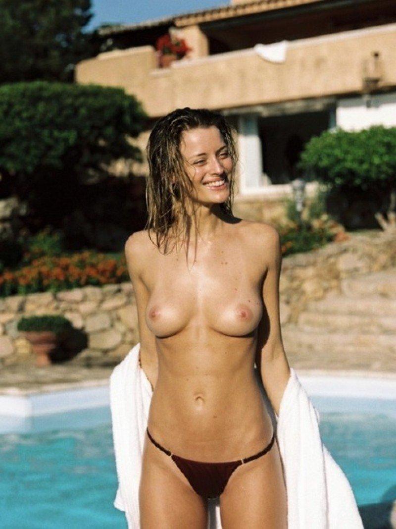 Flavia Lucini tits naked