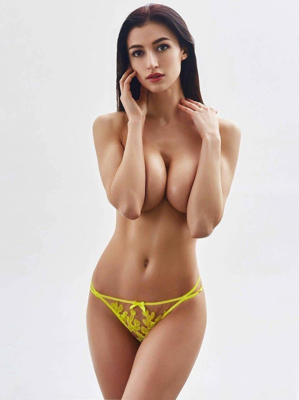 Maria Tretjakova nude model 3