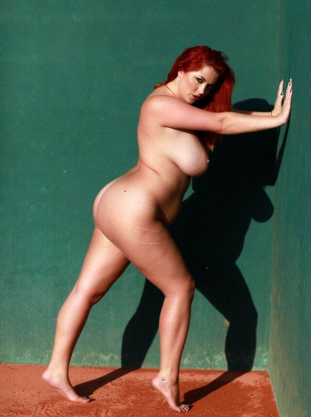 Lucy Vixen nude