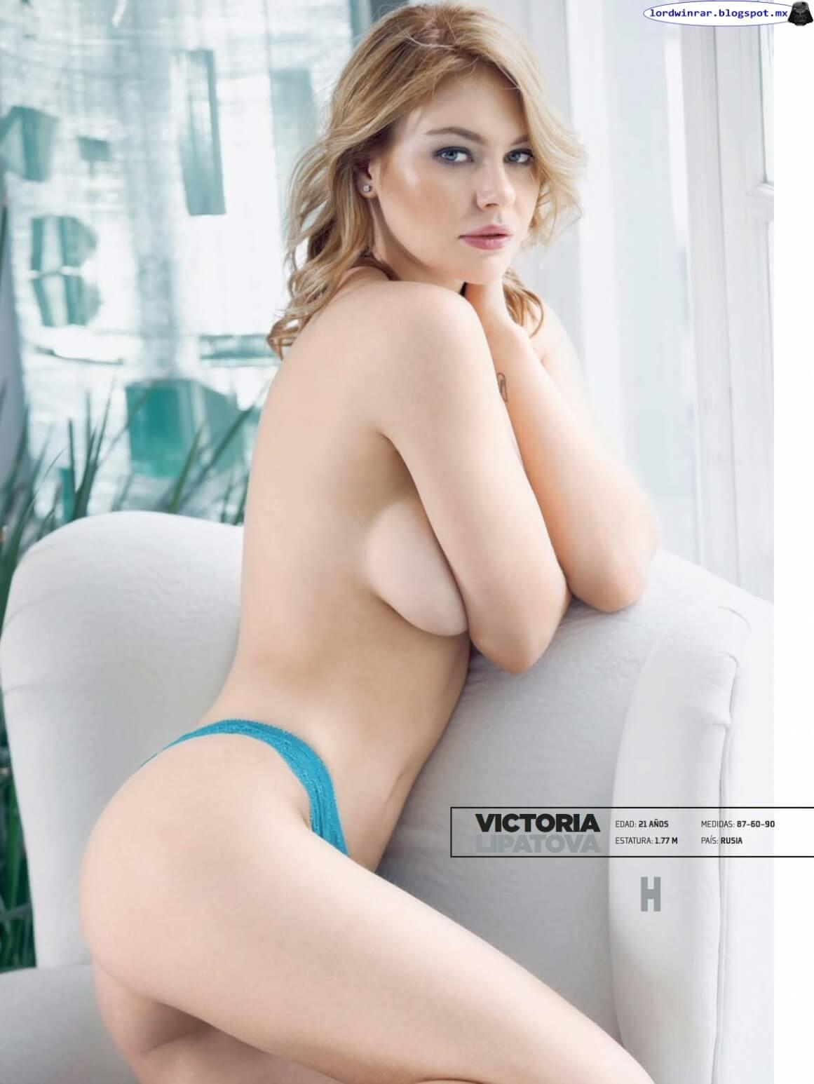 Victoria Lipatova-nude-sexy