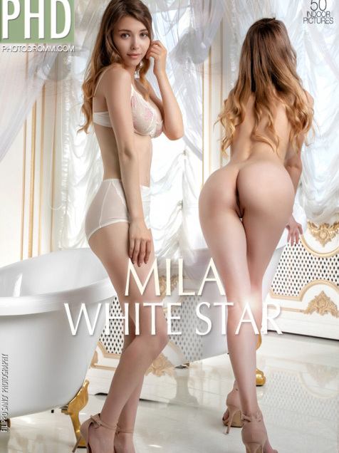 Mila Azul nude photofromm erotic pic