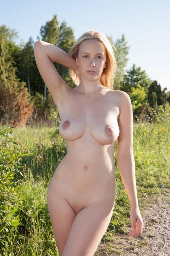 MetArt model Agatha nude
