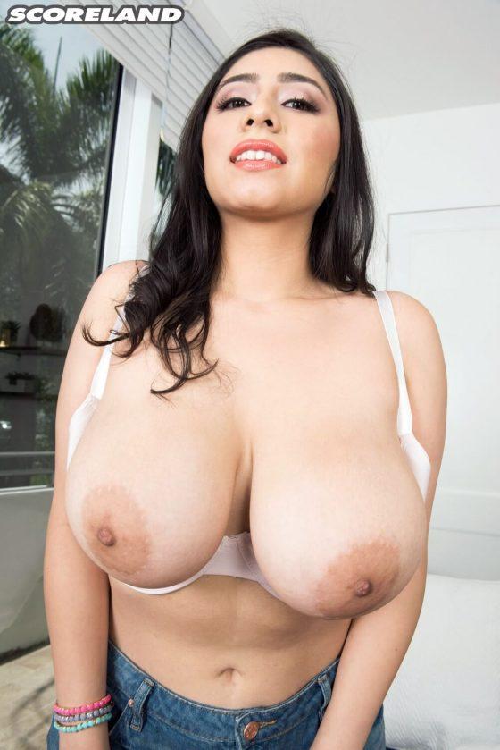 luna Bunny boobs naked