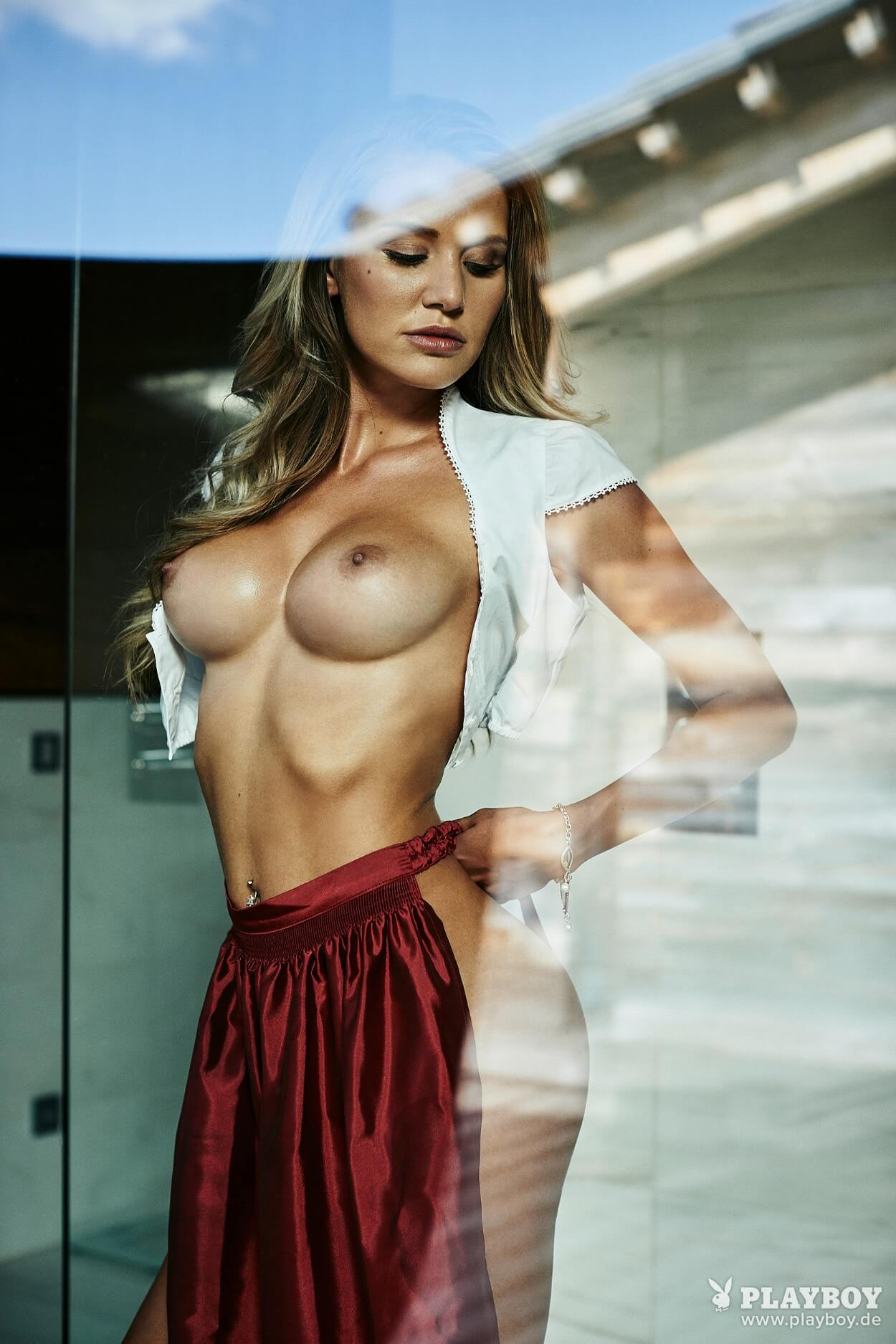 Julia Prokopy nude German Playmate 4