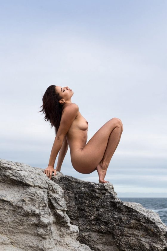 Clara Rene nude shoot photo 10