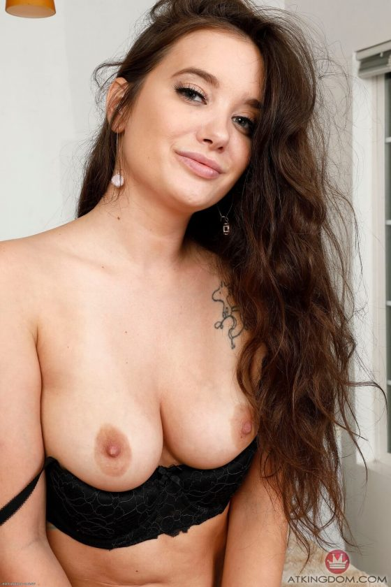 Gia Paige tits topless