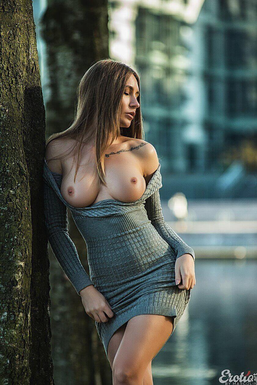 Eva lunichkina nude