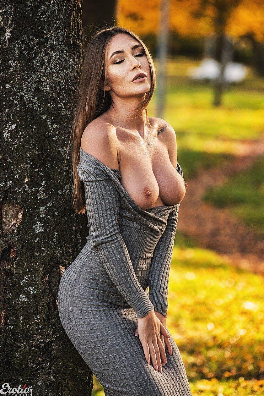 Eva-Lunichkina tits naked