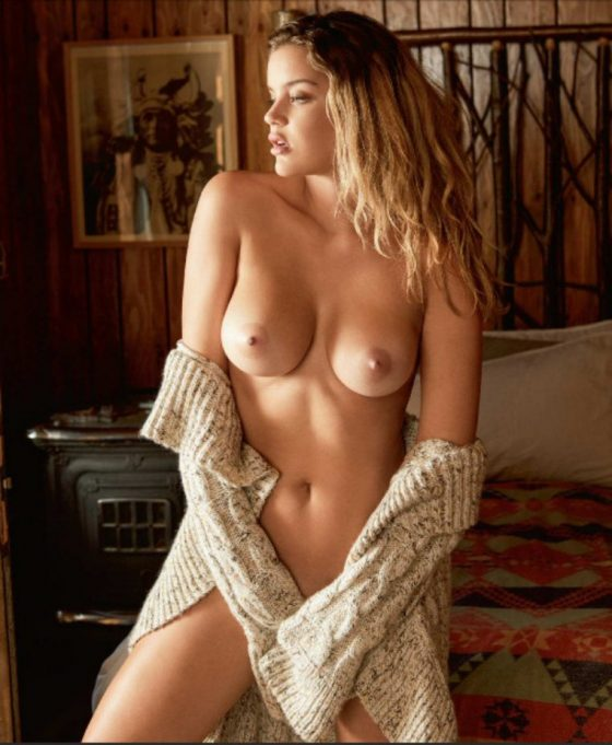 Shelby Rose nude Playboy pose