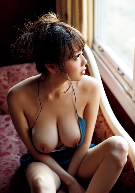 Rion Ample Asian Boobs To Rejoice 14 Photos  Pandesia -3054