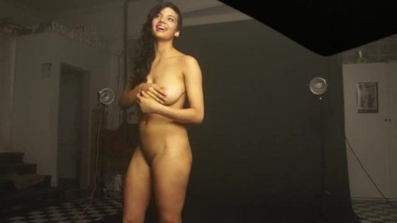 Shanaya nude hot Indian girl busty babe