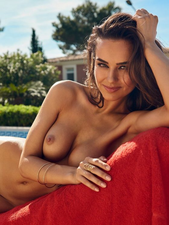 nude playboy girl calendar 2019