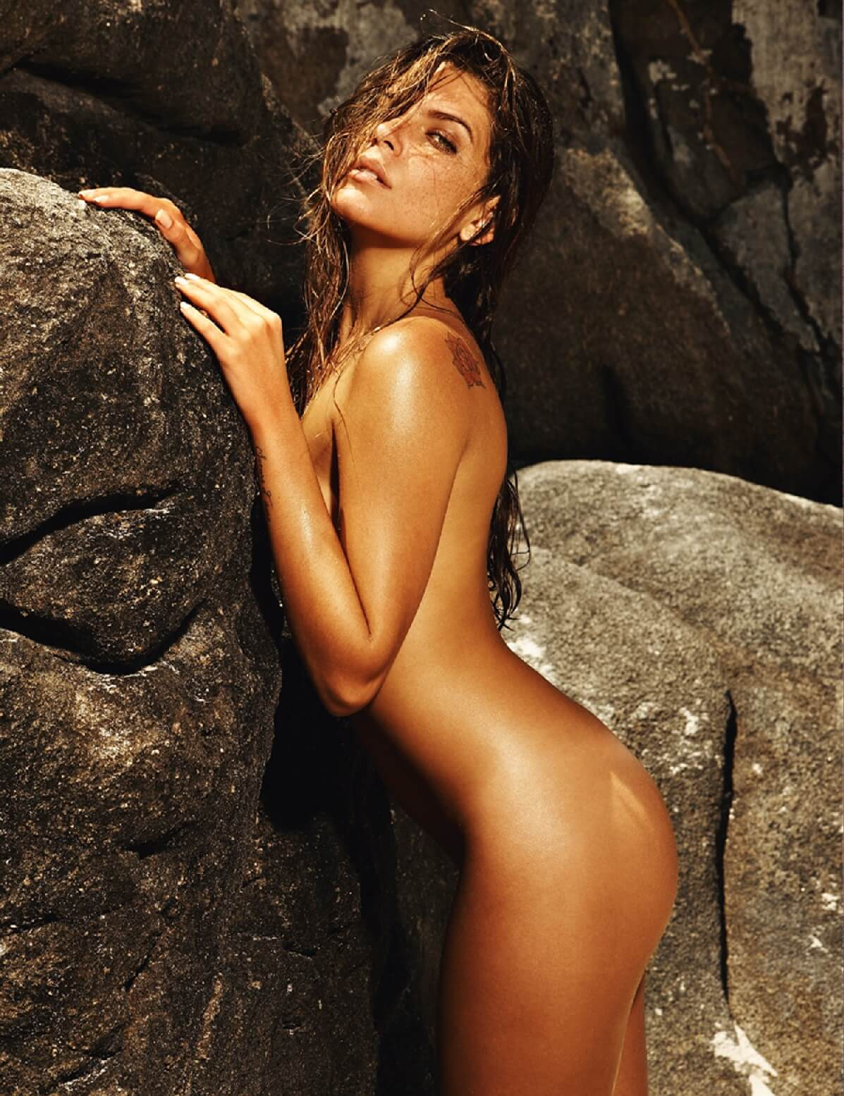 Amber Goldfarb Nude mari goldfarb - christian gaul photoshoot ⋆ pandesia world