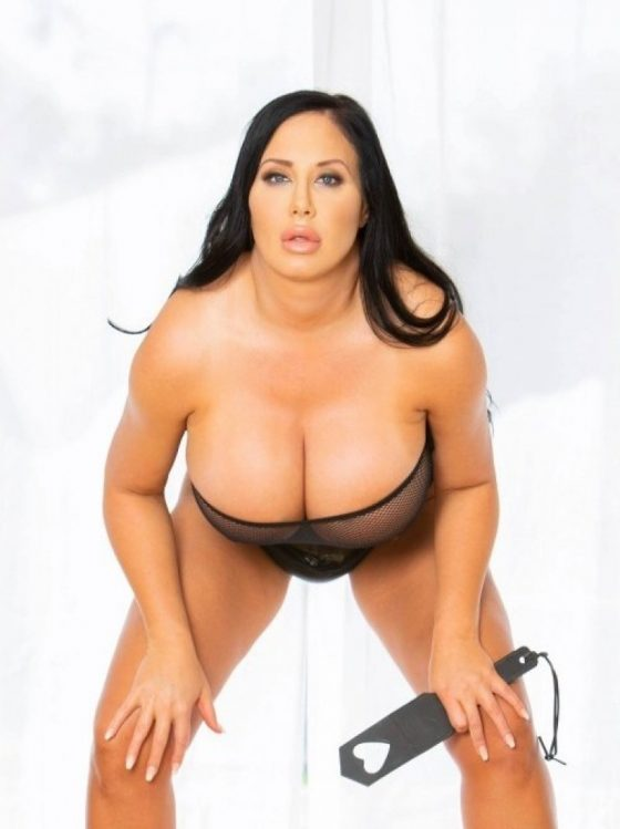 Sybil-Stallone sexy woman big tits