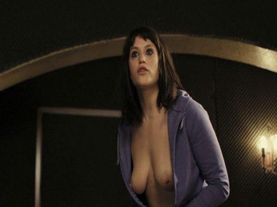Gemma Arterton breasts naked