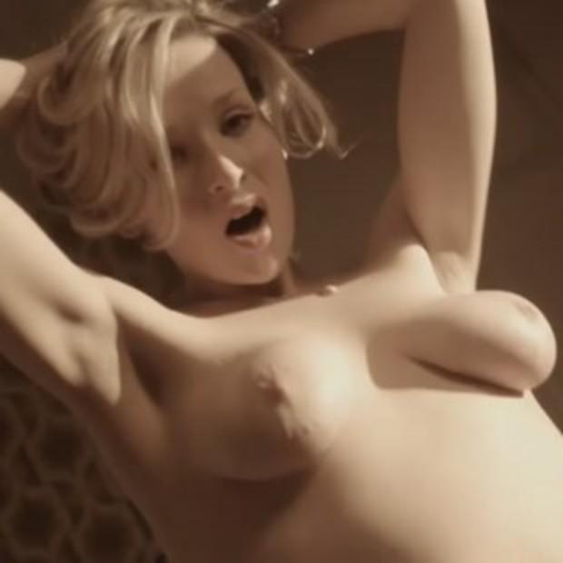 British actress Amy Beth Hayes